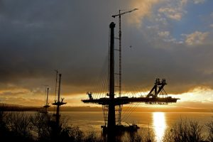 Queensferry Crossing February